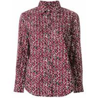 Marni Camisa Estampada - Pink