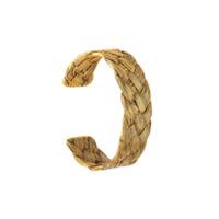 Aurelie Bidermann Pulseira Com Banho De Ouro 18K - Metallic
