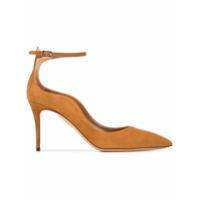 Aquazzura Sapato Modelo 'dolce Vita' - Nude & Neutrals