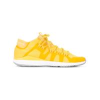 Adidas By Stella Mccartney Tênis Com Cadarço - Amarelo E Laranja