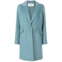 Dvf Diane Von Furstenberg Casaco De Alfaiataria - Azul