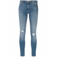 Ck Jeans Calça Jeans Slim Fit - Azul