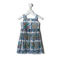 Dolce & Gabbana Kids Vestido Estampado - Unavailable