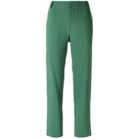 Andrea Marques Calça Slim - Green