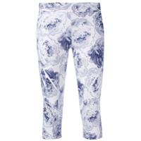 Adidas By Stella Mccartney Legging 'run Sprintweb' - Branco