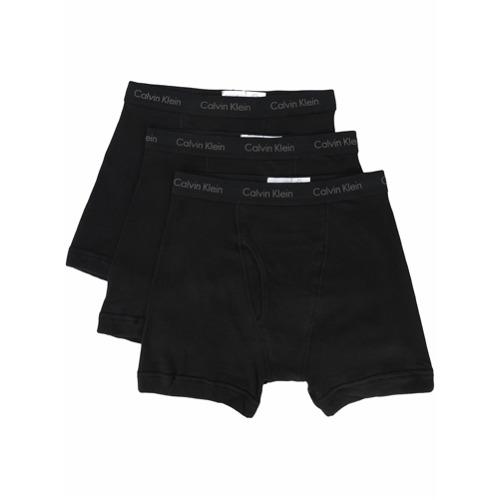 Imagem de Calvin Klein Conjunto 3 peças de cuecas boxer - Preto