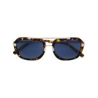 Dsquared2 Eyewear Óculos De Sol Aviador 'dq0284S' - Marrom