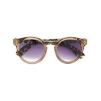 Illesteva Óculos De Sol 'leonard Ii' - Brown