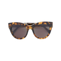 Stella Mccartney Eyewear Óculos De Sol Gatinho - Brown