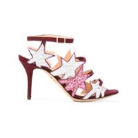 Charlotte Olympia Sandália Modelo 'twinkle Toes' - Pink & Purple