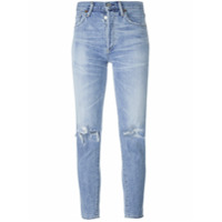 Citizens Of Humanity Calça Jeans Skinny Destroyed - Azul