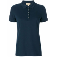 Burberry Camisa Polo - Azul