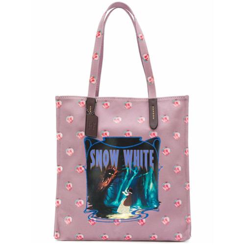 Imagem de Coach Bolsa tote 'Sleeping Beauty' com bolso - Pink & Purple