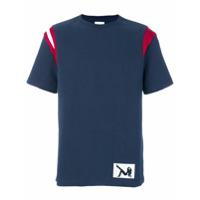 Calvin Klein Jeans Camiseta Mangas Curtas - Azul