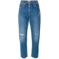Carhartt Calça Jeans 'patti' - Azul