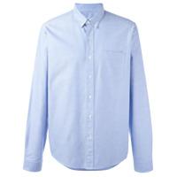 Ami Alexandre Mattiussi Camisa Com Botões - Azul