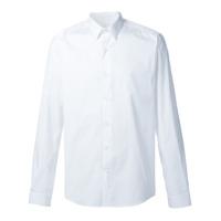 Ami Alexandre Mattiussi Camisa Mangas Longas - Branco