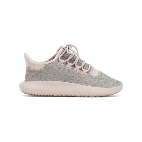 Imagem de Adidas Tênis de canvas com cadarço - Grey