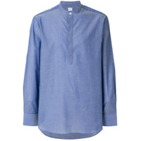 E. Tautz Camisa Mangas Longas - Azul