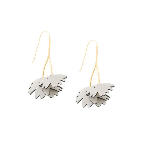 marni-par-de-brincos-florais-grey