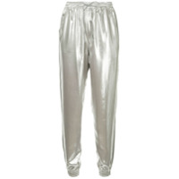 Ralph Lauren Collection Calça Esportiva - Metálico