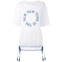 Dkny Camiseta 'the New New York Shirt' - Branco