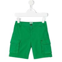 Armani Junior Short Cargo - Green