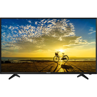 Hisense H 32 N2100 S 80 cm (32 Zoll) Fernseher (HD ready, Triple Tuner (DVB T2), USB, HDMI)