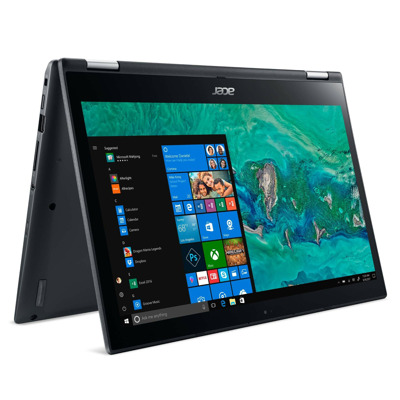 "Acer Spin 3 SP314-51-34CD Convertible Notebook 14"" Touch FHD IPS Intel Core i3-7130U 4GB DDR4 128GB SSD Windows 10"