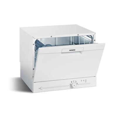 Siemens SK25E203EU Weiß iQ100 Kompakt Geschirrspüler, A , 6 Maßgedecke
