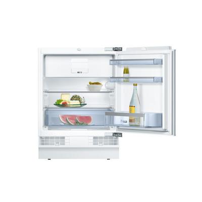 Bosch KUL15A60 Weiß Unterbau-Kühlschrank, integrierbar, A++, 108/15 Liter, 82 cm