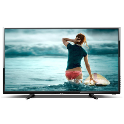 Dyon Enter 40 Pro X 100,3 cm (39,5 Zoll) Fernseher (Full HD, Triple Tuner (DVB T2), USB, HDMI)