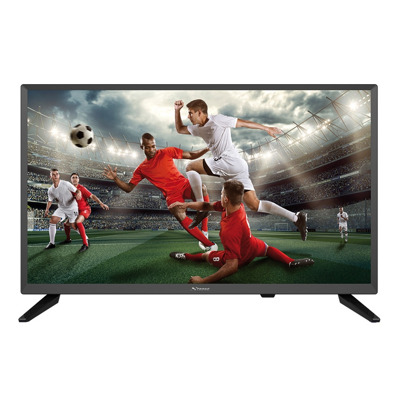 Strong SRT 24 HZ4003N 60 cm (24 Zoll) Fernseher (HD ready, Triple Tuner (DVB T2), USB)