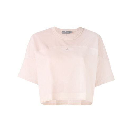 Adidas By Stella Mccartney Camiseta oversized - Pink & Purple
