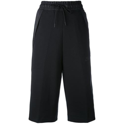 Nike Bermuda com amarração - Preto