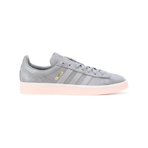 Adidas Tênis de couro 'Gazelle' - Grey
