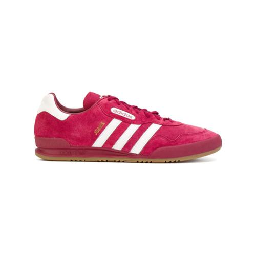Adidas Tênis de couro 'Jeans Super' - Pink & Purple