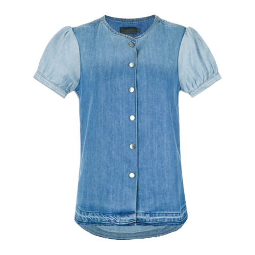 A.Brand Camisa jeans - Unavailable