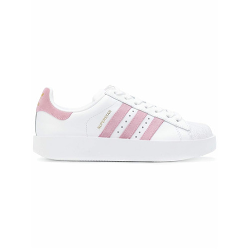 Adidas Tênis 'Superstar Bold' - Branco