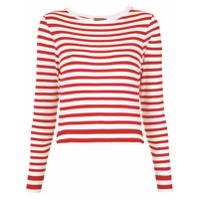 A.brand Blusa De Tricô Listrada - Unavailable