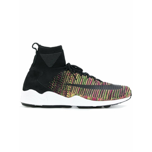 Nike Tênis de couro 'Zoom Mercurial XI' - Estampado