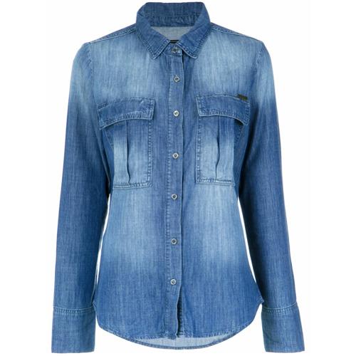 Le Lis Blanc Camisa Ocean jeans - Unavailable