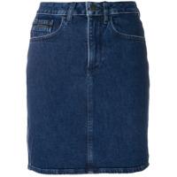 Ck Jeans Saia Jeans - Azul