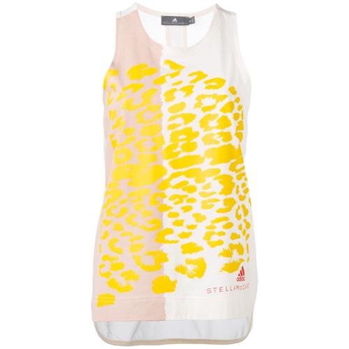 Adidas By Stella Mccartney Regata animal print - Nude & Neutrals