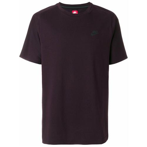 Nike Camiseta 'Nike Bonded' - Pink & Purple
