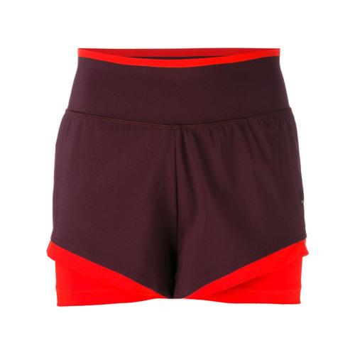 Adidas By Stella Mccartney Short esportivo - Pink & Purple