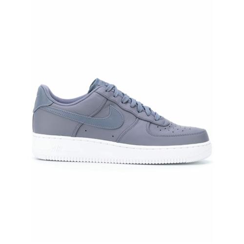 Nike Tênis de couro 'Air Force 1' - Azul