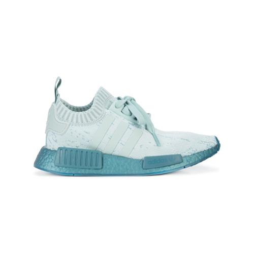 Adidas Tênis 'NMD_R1 Primeknit' - Green