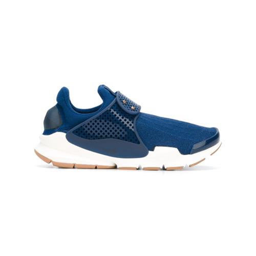Nike Tênis modelo 'Sock Dart' - Azul