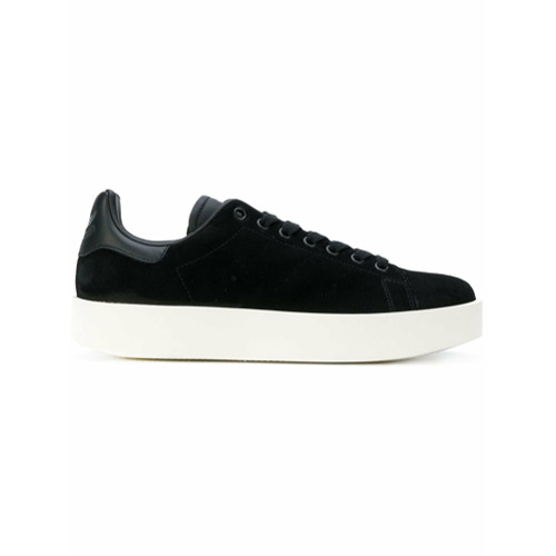Adidas Tênis 'Adidas Originals Stan Smith' - Preto